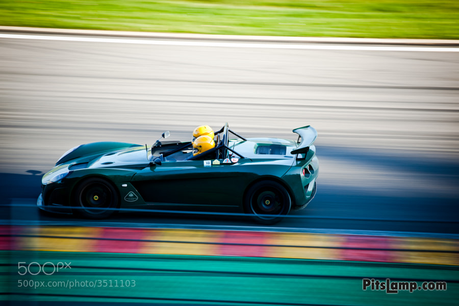 Racing at Spa-Franchorchamps by Filip Bunkens (Pitslamp)) on 500px.com