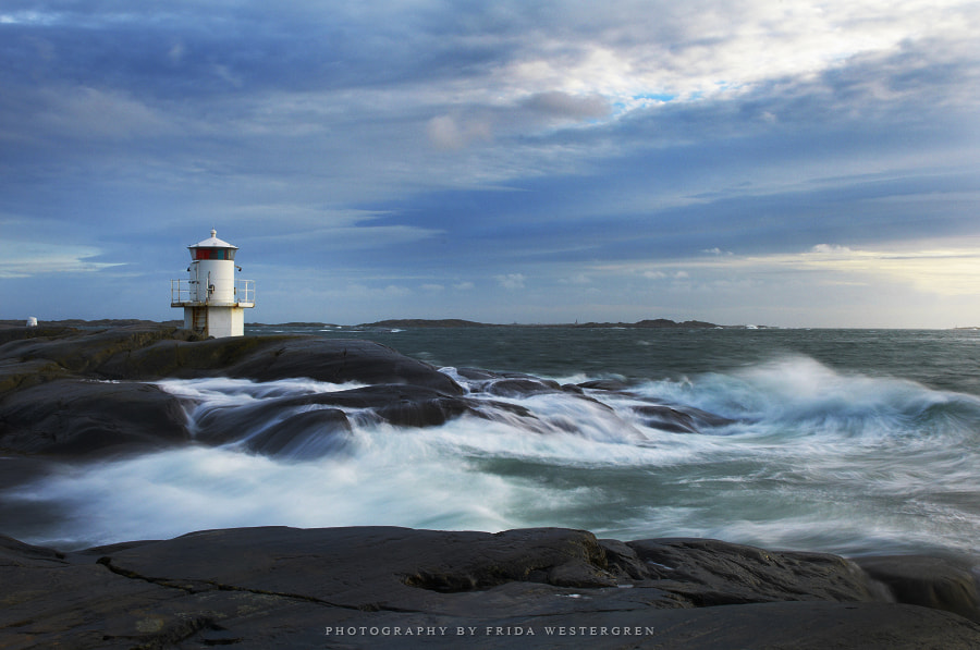 Photograph Lighthouse by Frida Westergren on 500px