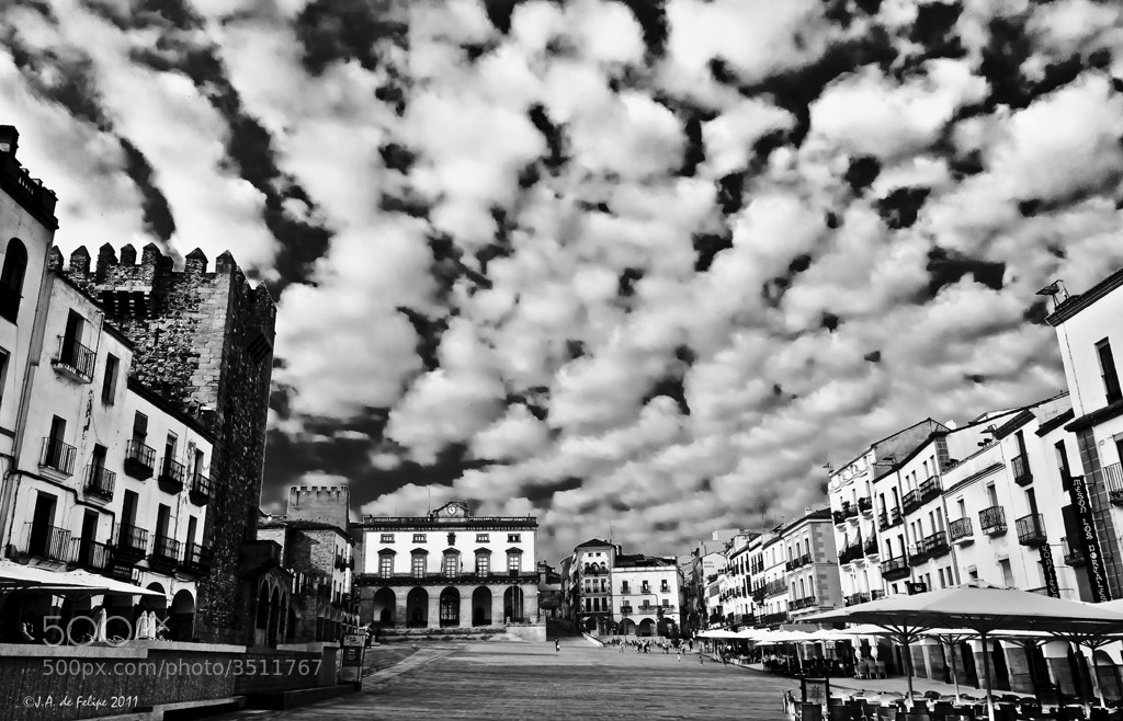 Photograph Plaza Mayor by José Antonio de Felipe on 500px