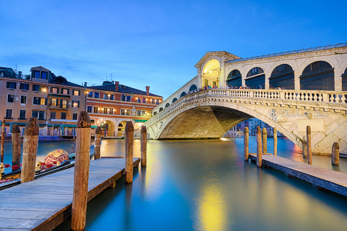 Rialto Blues by Michael Abid on 500px.com