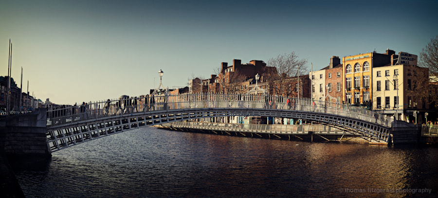 Photograph River Liffey, Dublin by Thomas Fitzgerald on 500px