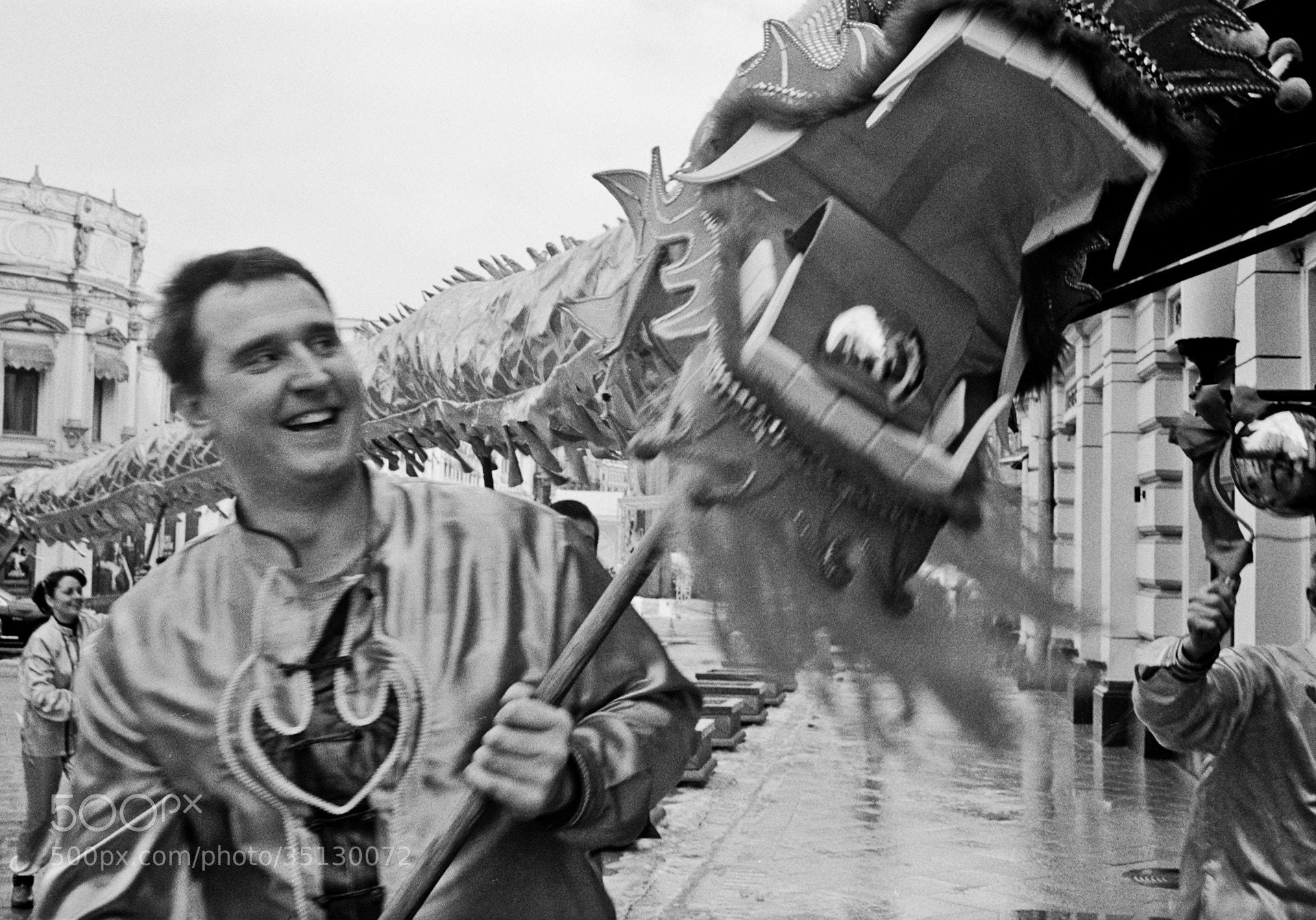 Photograph Dragon Dance by Pavel Raykov on 500px