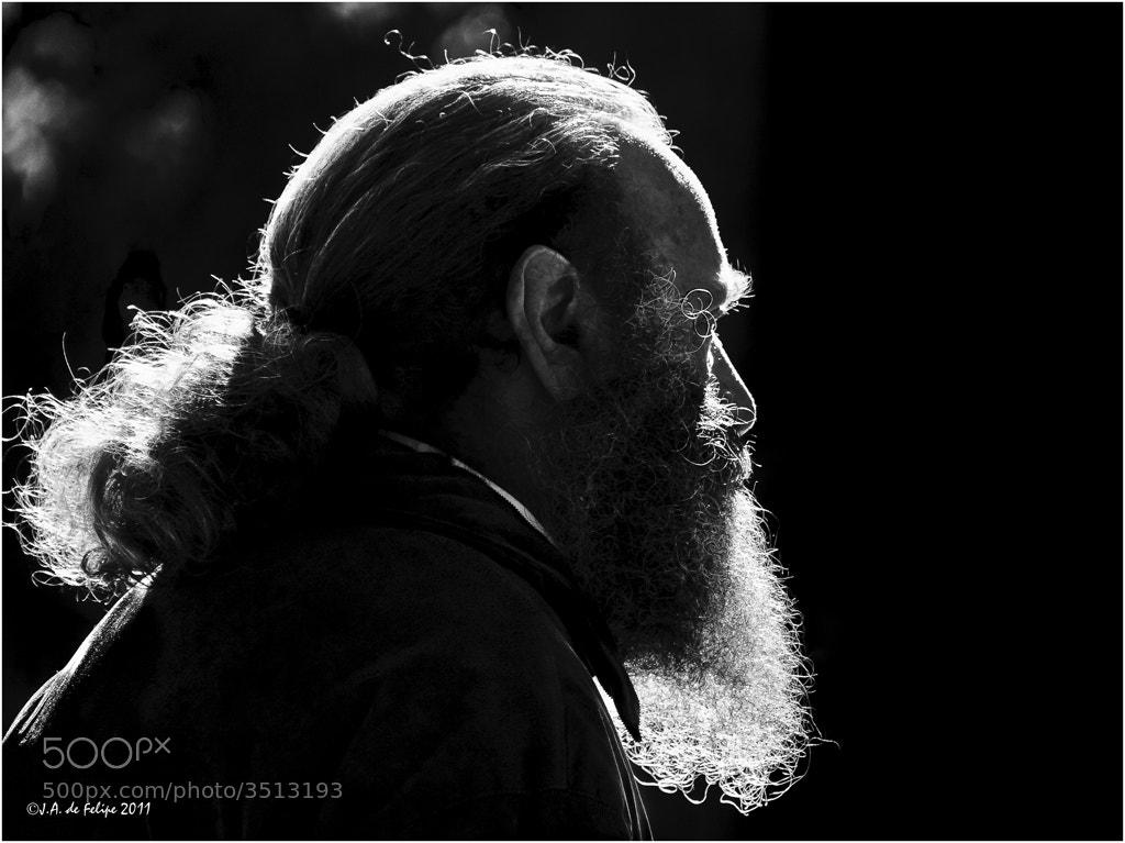 Photograph Un iluminado by José Antonio de Felipe on 500px