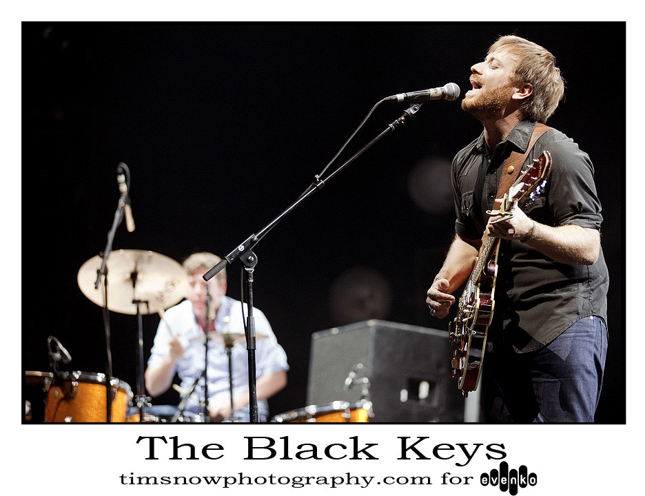 Photograph The Black Keys in Montreal by Tim Snow on 500px