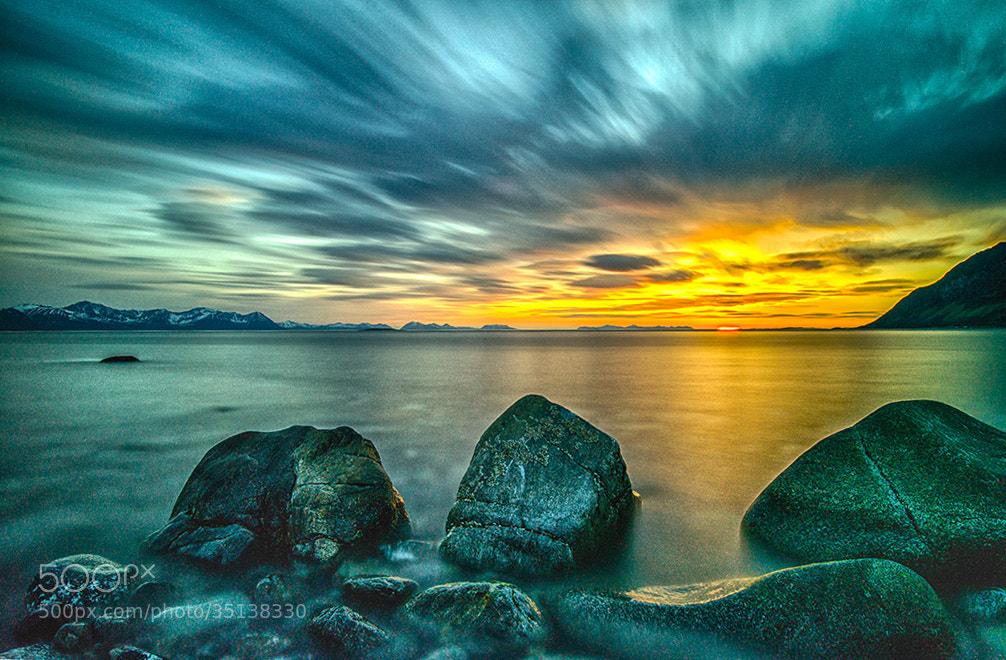 Photograph 7 Minute Sunrise by Espen Hanssen on 500px