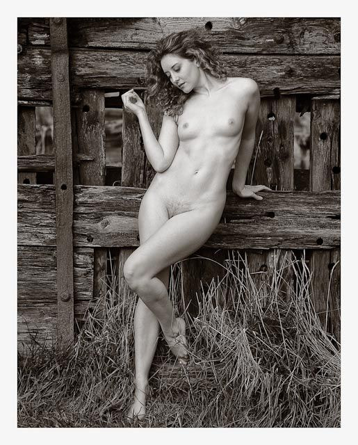 Photograph Fresh Skin and Old wood by Si Young on 500px
