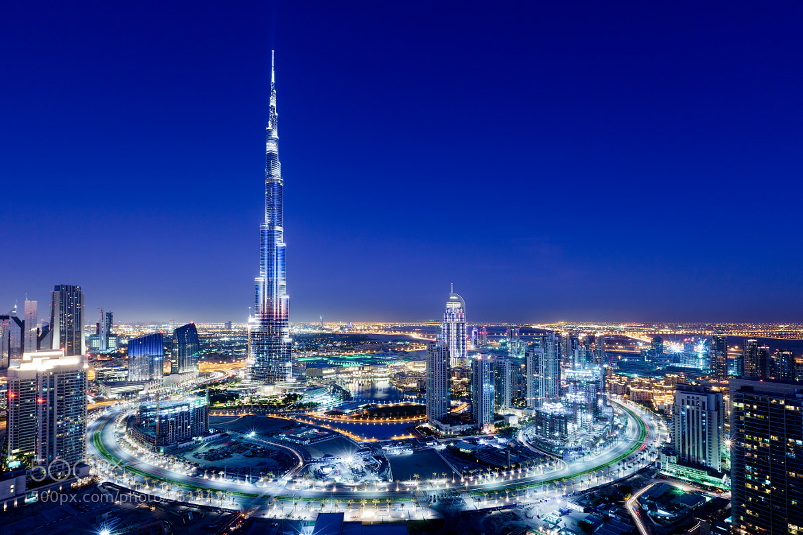 Photograph Burj Khalifa 2011 by David Nightingale on 500px