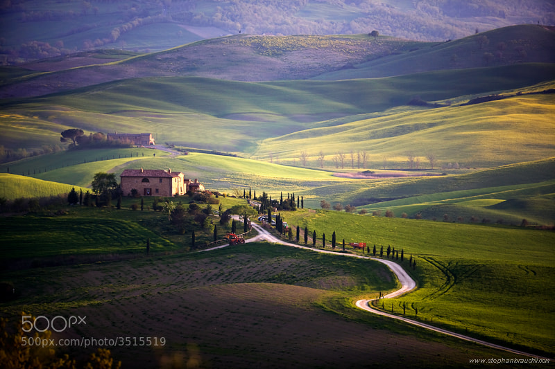Photograph Tuscan dream by Stephan Brauchli on 500px