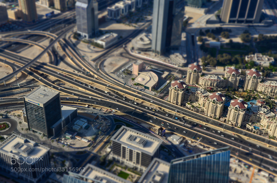 Photograph Dubai Toy Cars by Tobias Berg on 500px