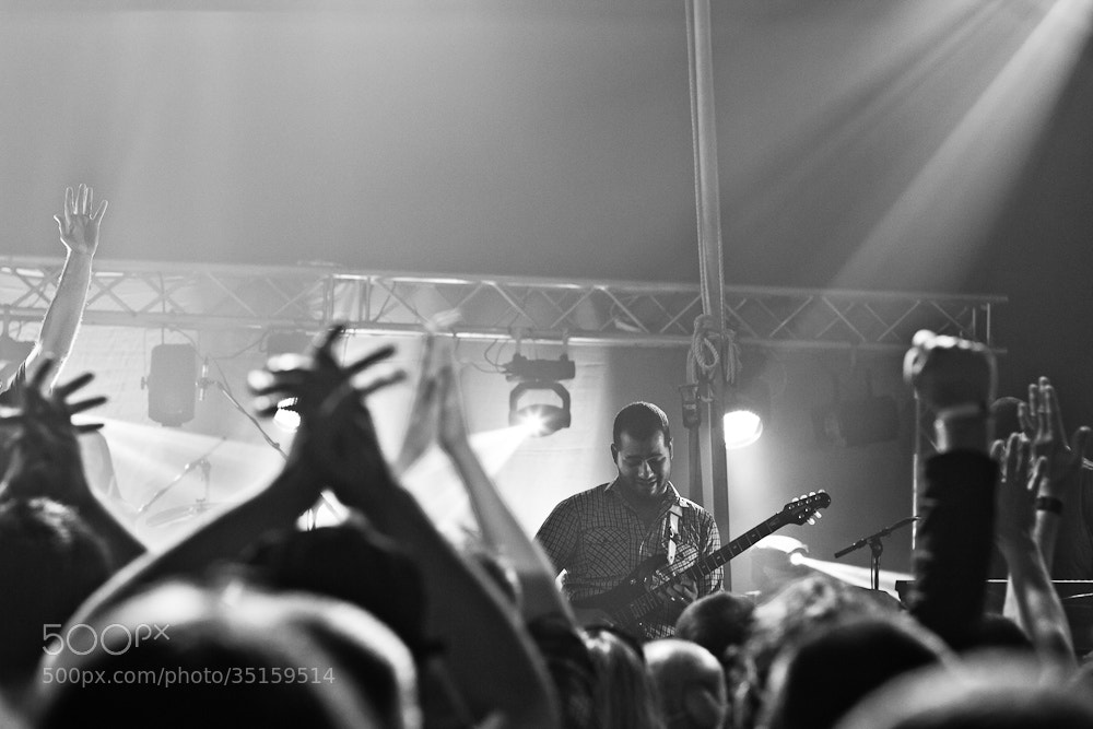 Photograph Neal Morse band by Daniel Schildt on 500px