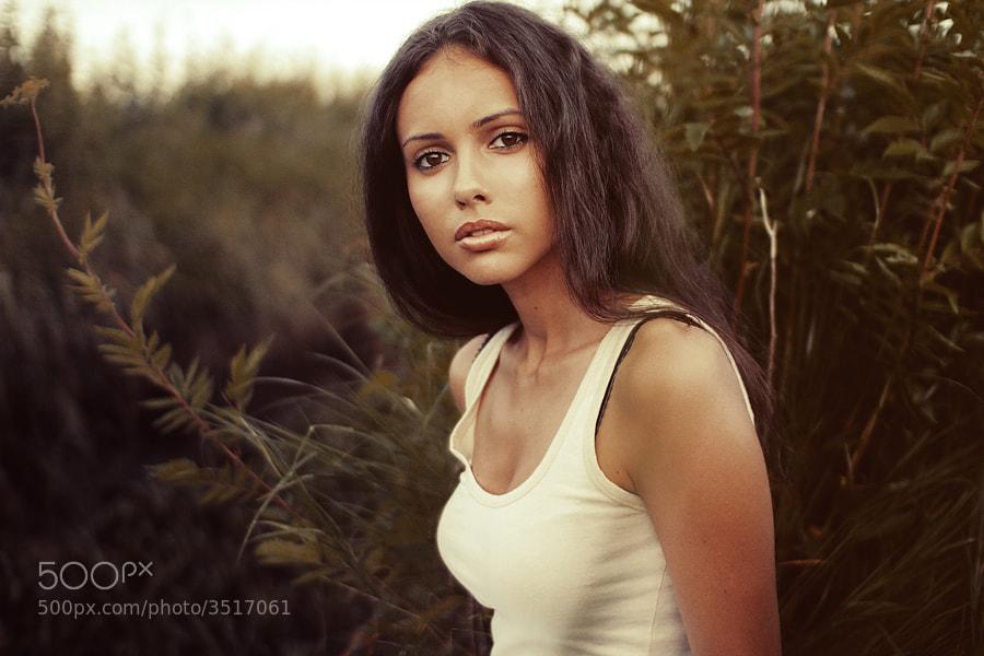 Photograph Ира by Александр Церкасевич on 500px