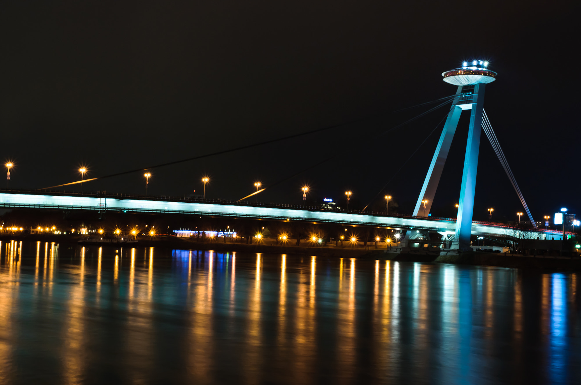 Photograph new bridge by Milan Trval on 500px