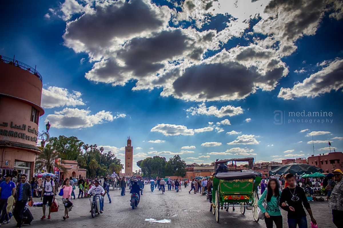 Photograph Koutoubia by Med Amine on 500px