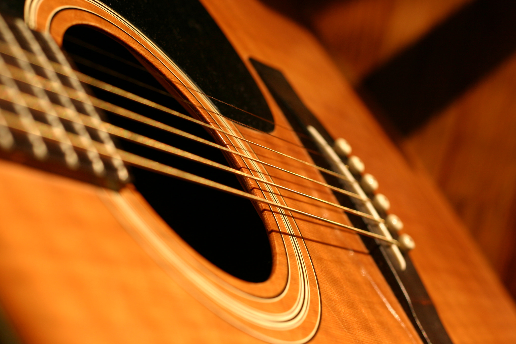 Photograph Guitar in Afternoon Light by Matt M. on 500px