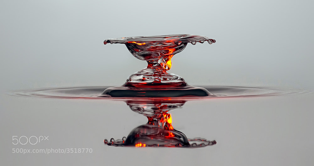 Photograph Melting Glas by Markus Reugels on 500px