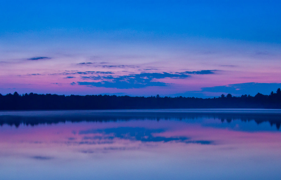 Photograph Evening Colors by Josh Crandall on 500px