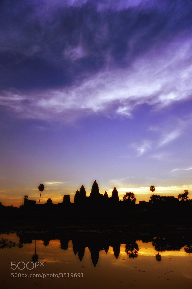Photograph Angkor Wat  by Brian Uy on 500px