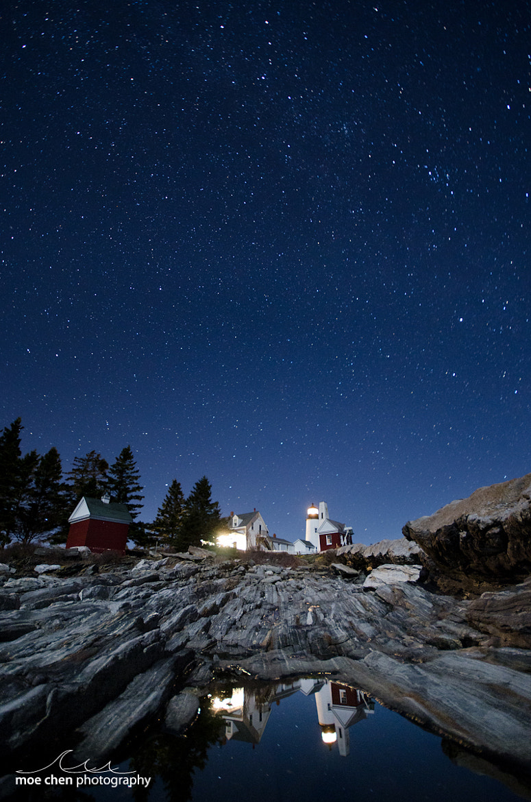 Photograph Pemaquid Point Lighthouse by Moe Chen on 500px