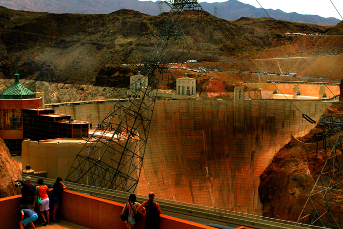 Photograph Hoover Dam by Curtis Lee on 500px