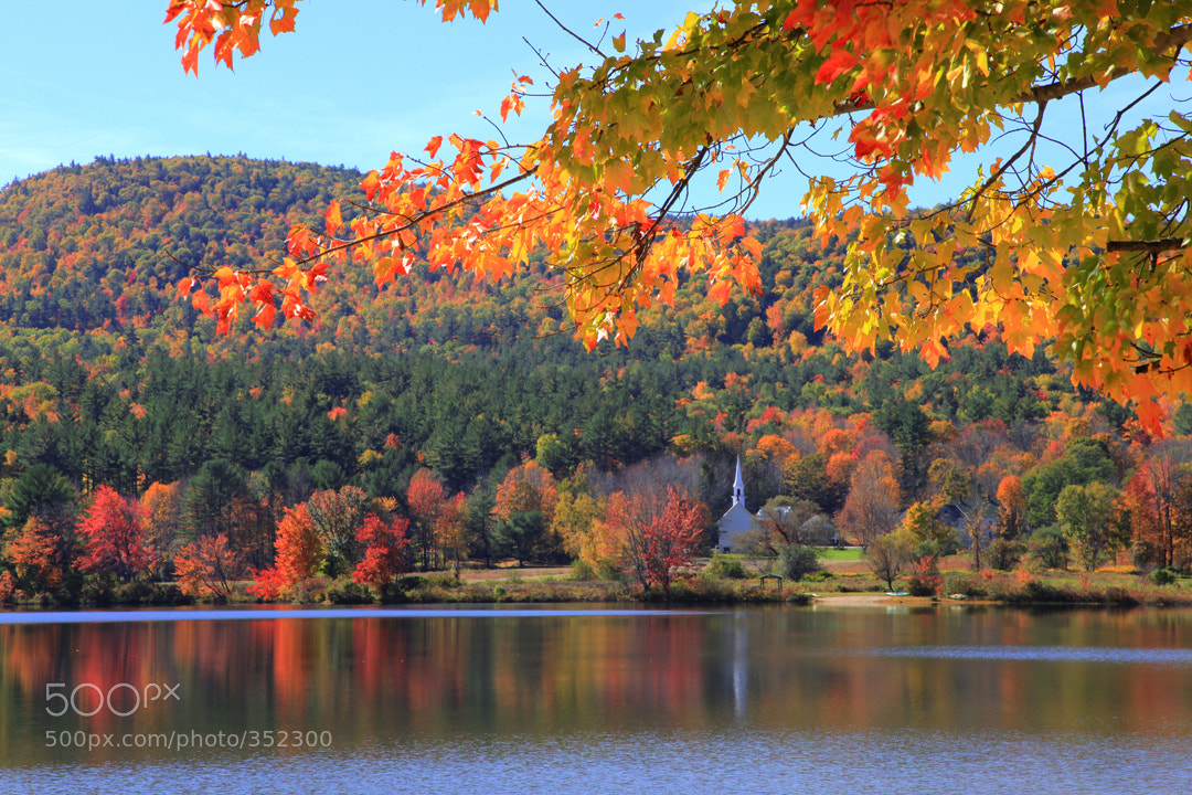 Photograph Crystal Lake, NH by Larry Landolfi on 500px