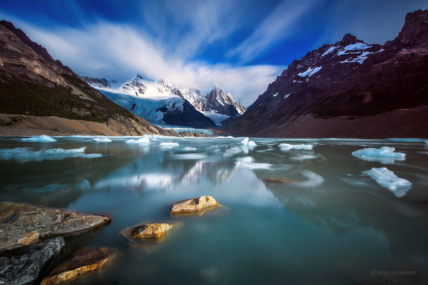 Photograph Laguna Torre by Nae Chantaravisoot on 500px