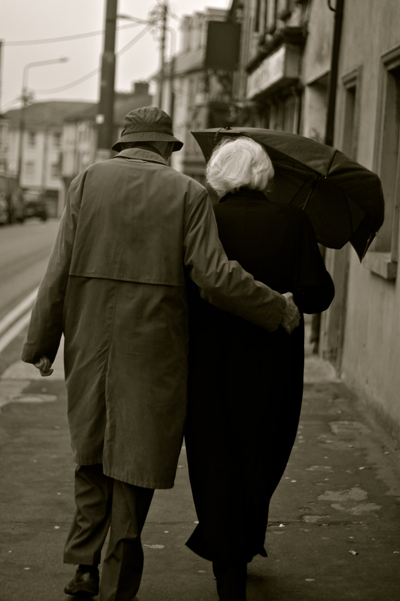 Photograph Ageless Romance by Conor Lyons on 500px