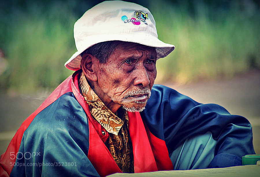 Photograph Sad and Tired..... by Irfan Hikmawan on 500px