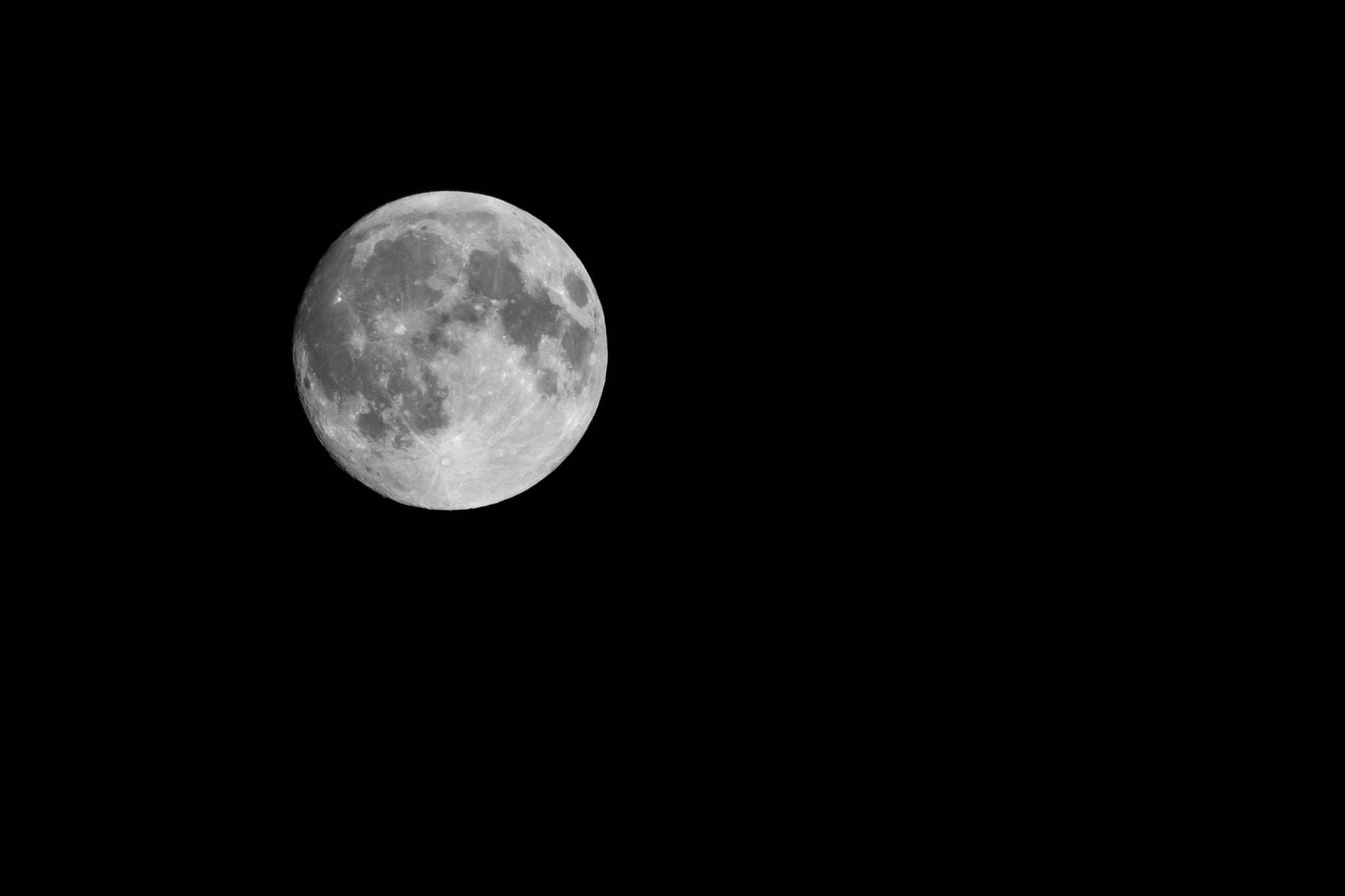 Photograph Full Moon 05.23.13 by Ryan Kimber on 500px
