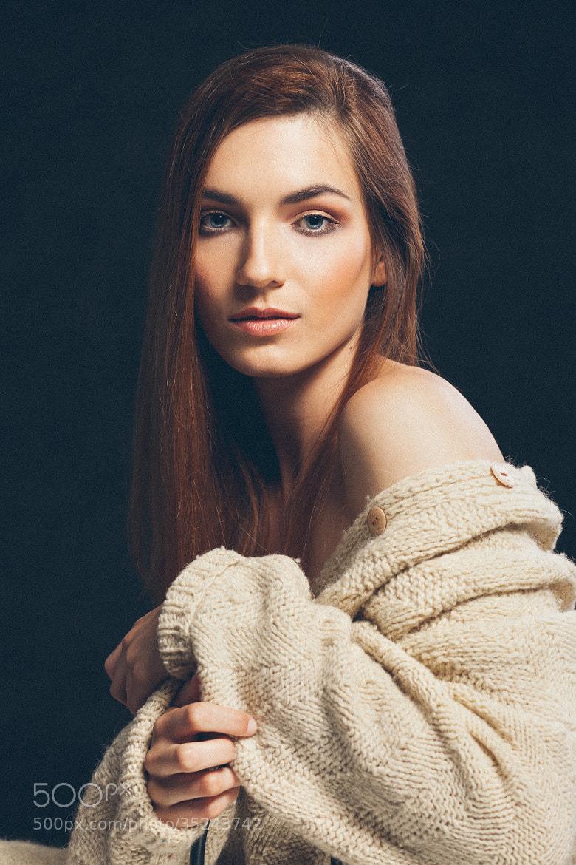 Photograph Maja by Jacek Rembowski on 500px