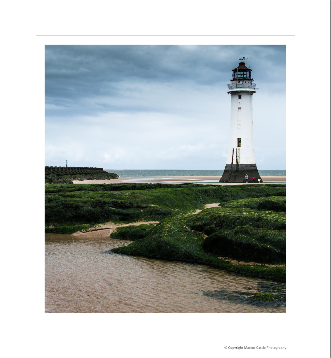 Photograph New Brighton Lighthouse Square C2 by Marcus Castle on 500px