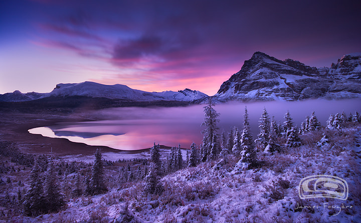 """Photograph """"MAGOG SUNRISE"""" by James Fougere on 500px"""