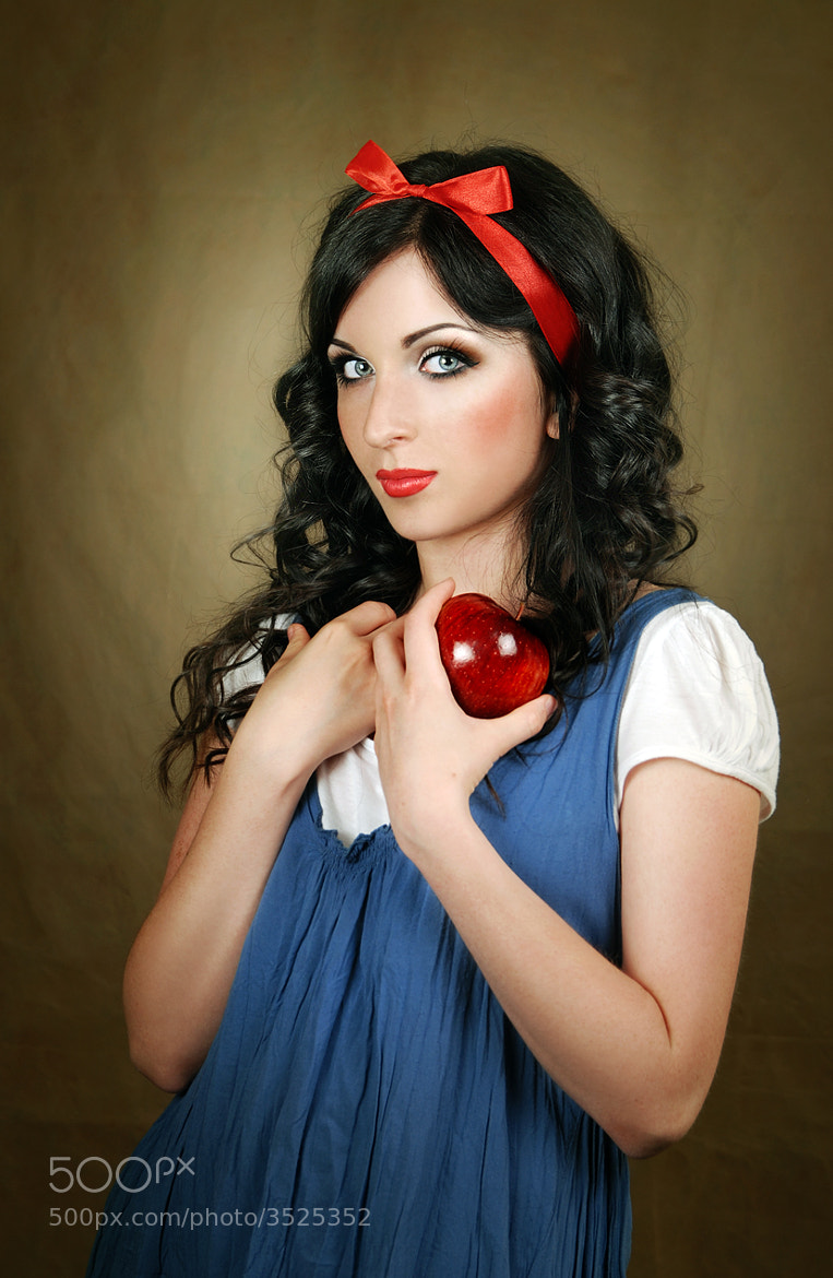 Photograph SnowWhite by Катя  Тучкова on 500px
