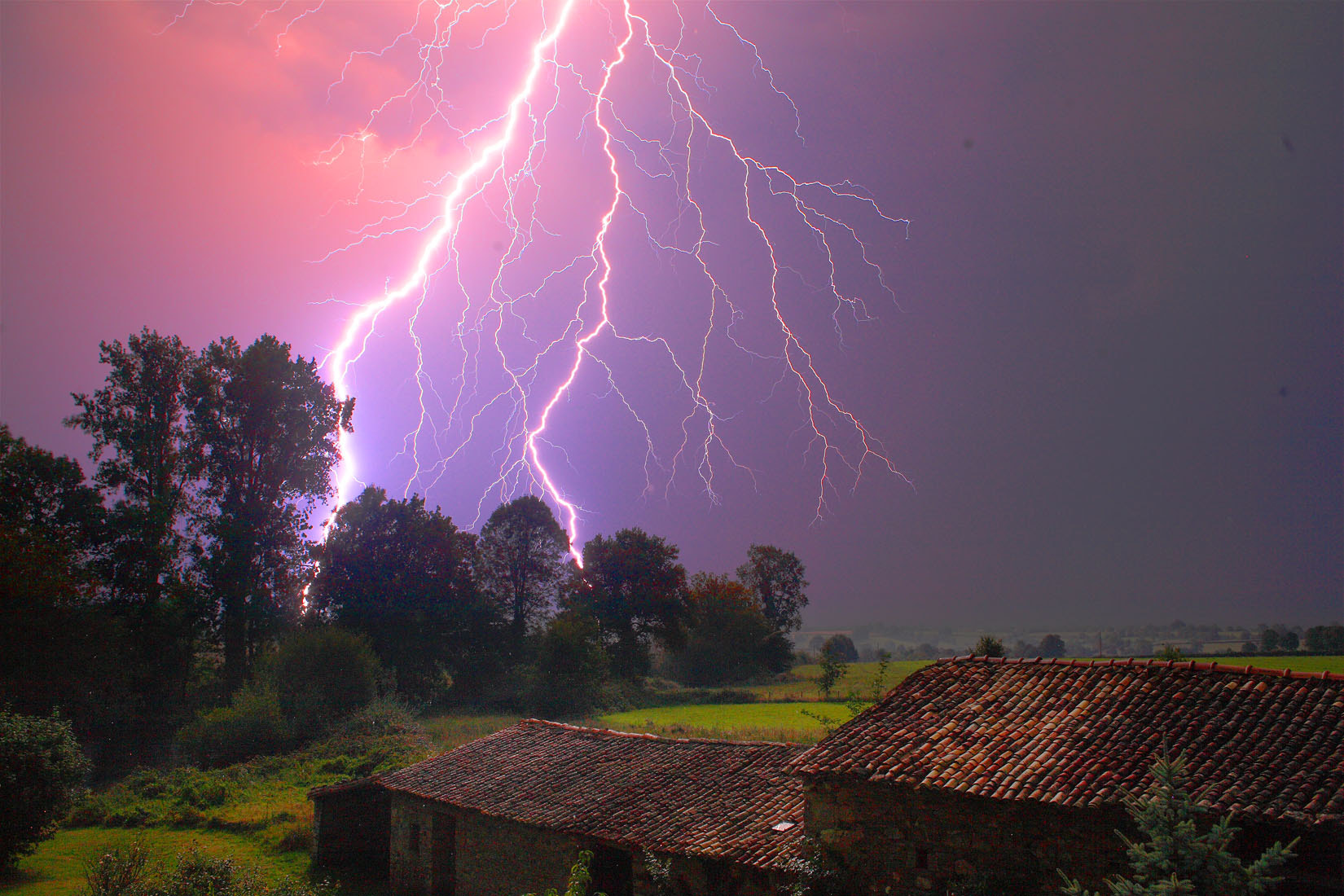 Photograph Lightning by Adam Scott on 500px