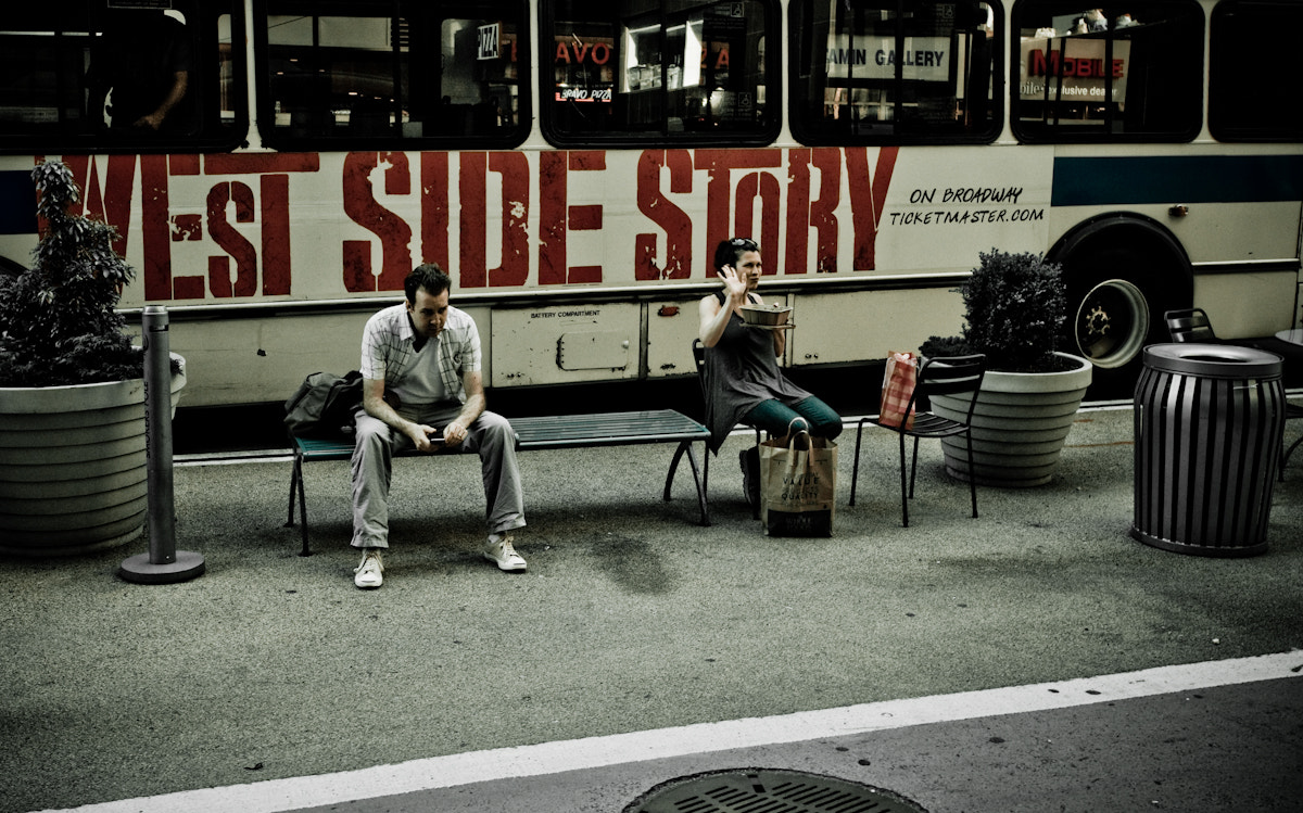 Photograph West side story by Blaise Reymondin on 500px