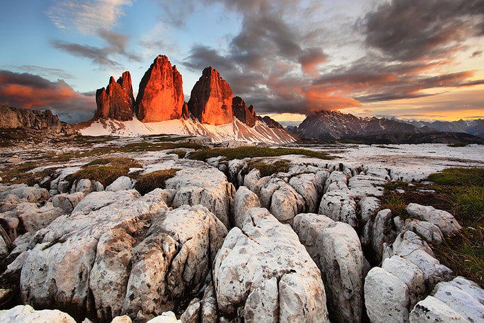 Photograph Golden Peaks by Anne Mäenurm on 500px
