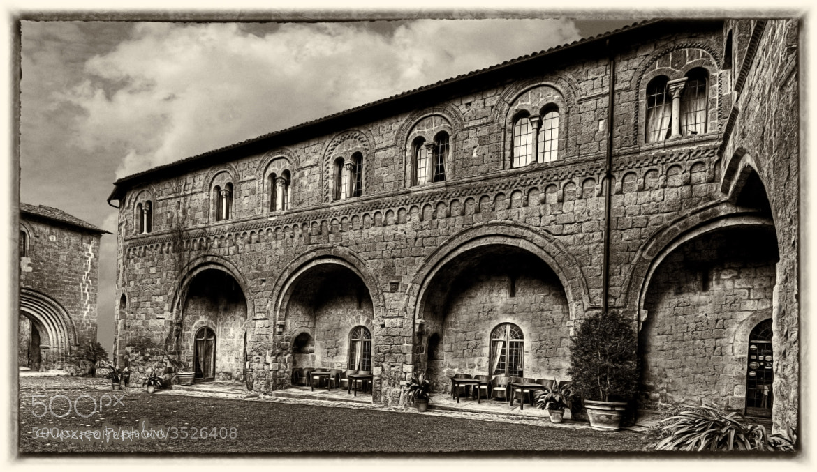 Photograph Badia di Orvieto ♣ (TR) by Giuseppe  Peppoloni on 500px