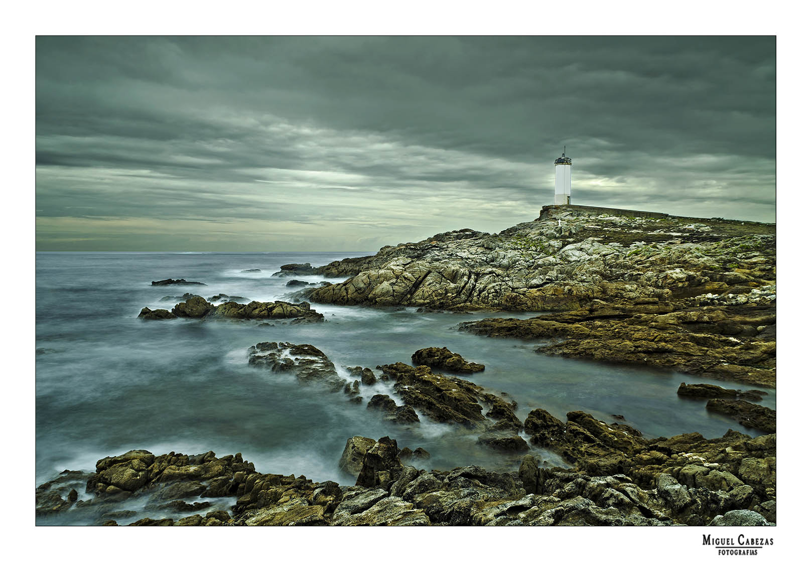 Photograph Faro de Roncudo by Miguel  Cabezas on 500px