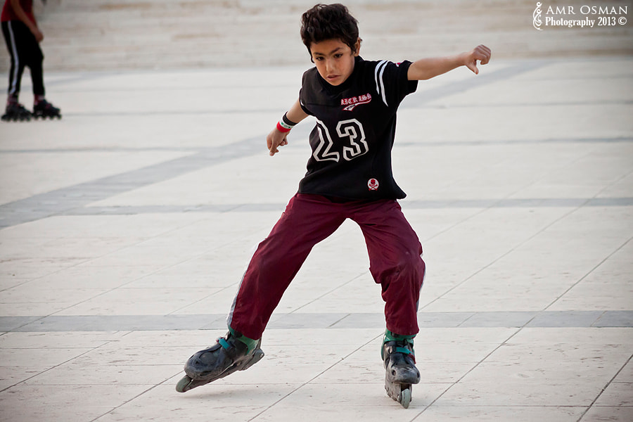 Photograph Little Skaters 2 by Amr Osman on 500px