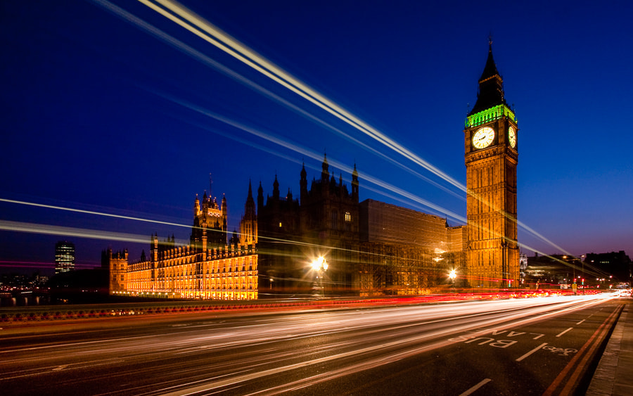 Photograph Big Ben by Hans Woltering on 500px