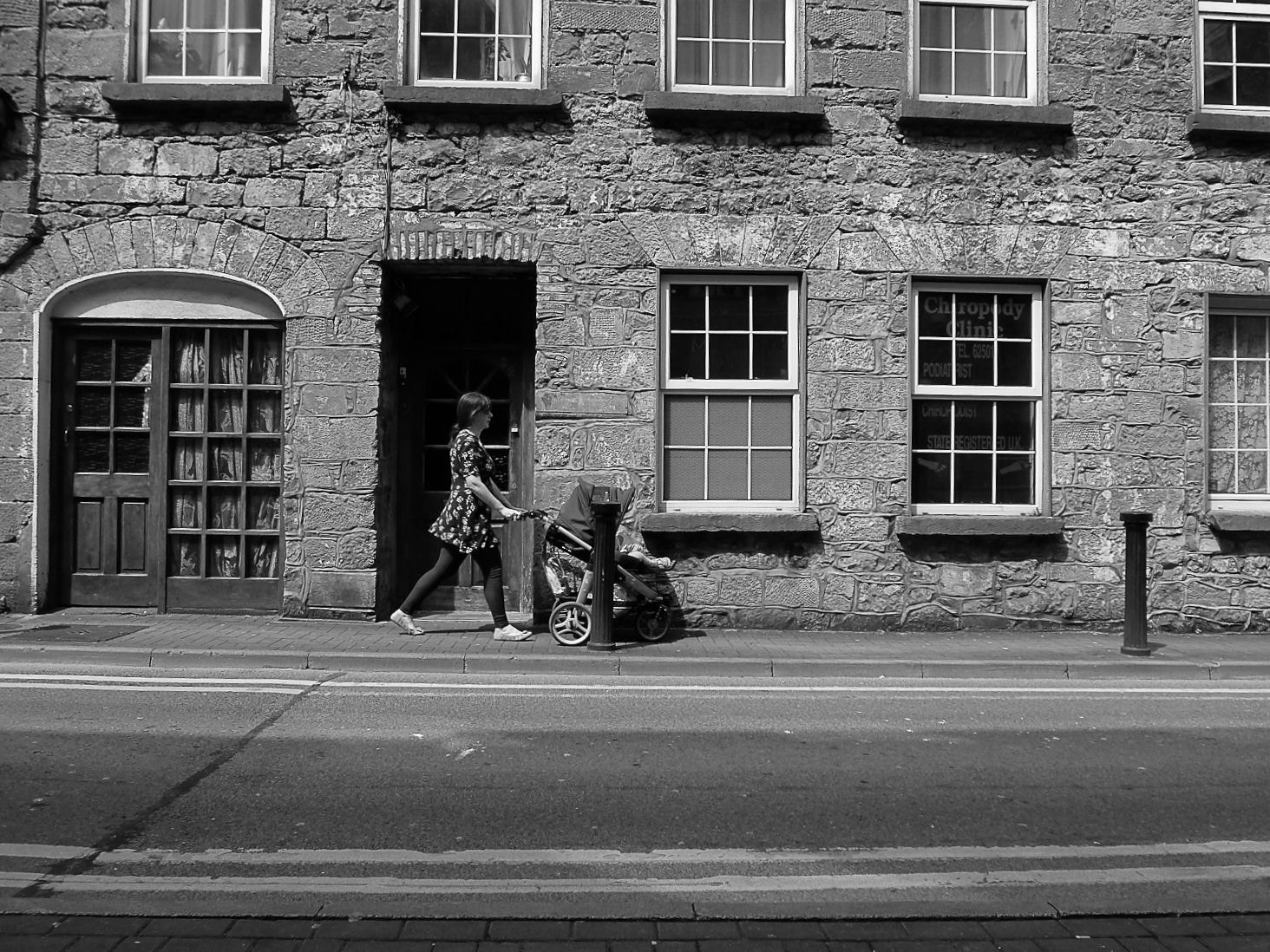 Photograph Streetscene, Galway city by Mark Chaddock on 500px