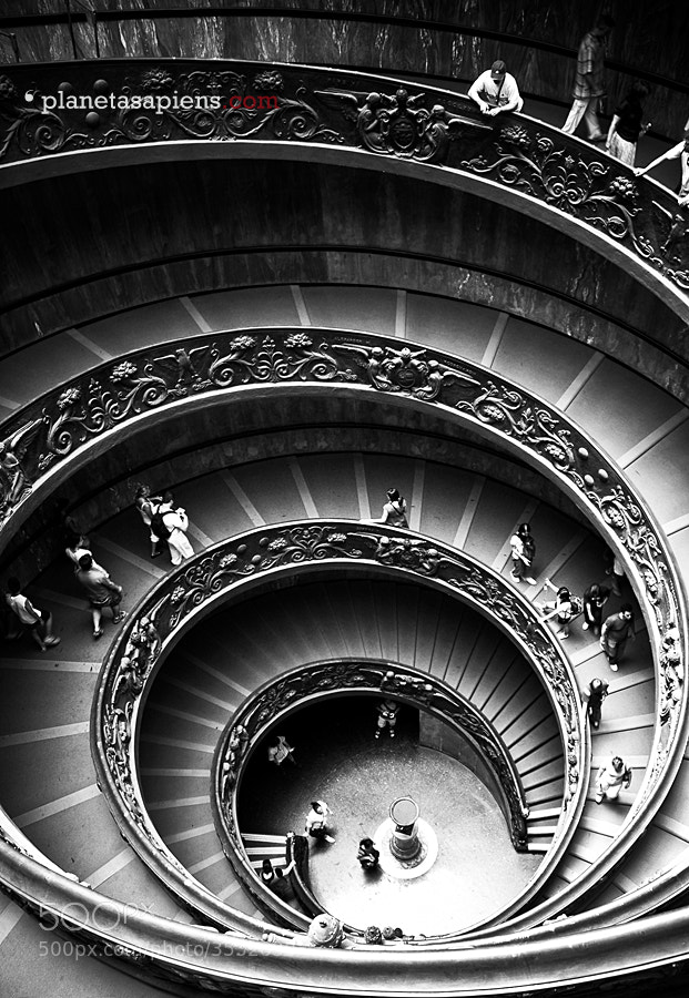 Photograph Spiral by Javier Garcia Blanco on 500px
