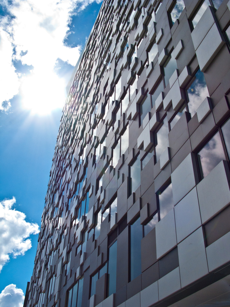 Photograph The Cube in Birmingham by Scott Jones on 500px