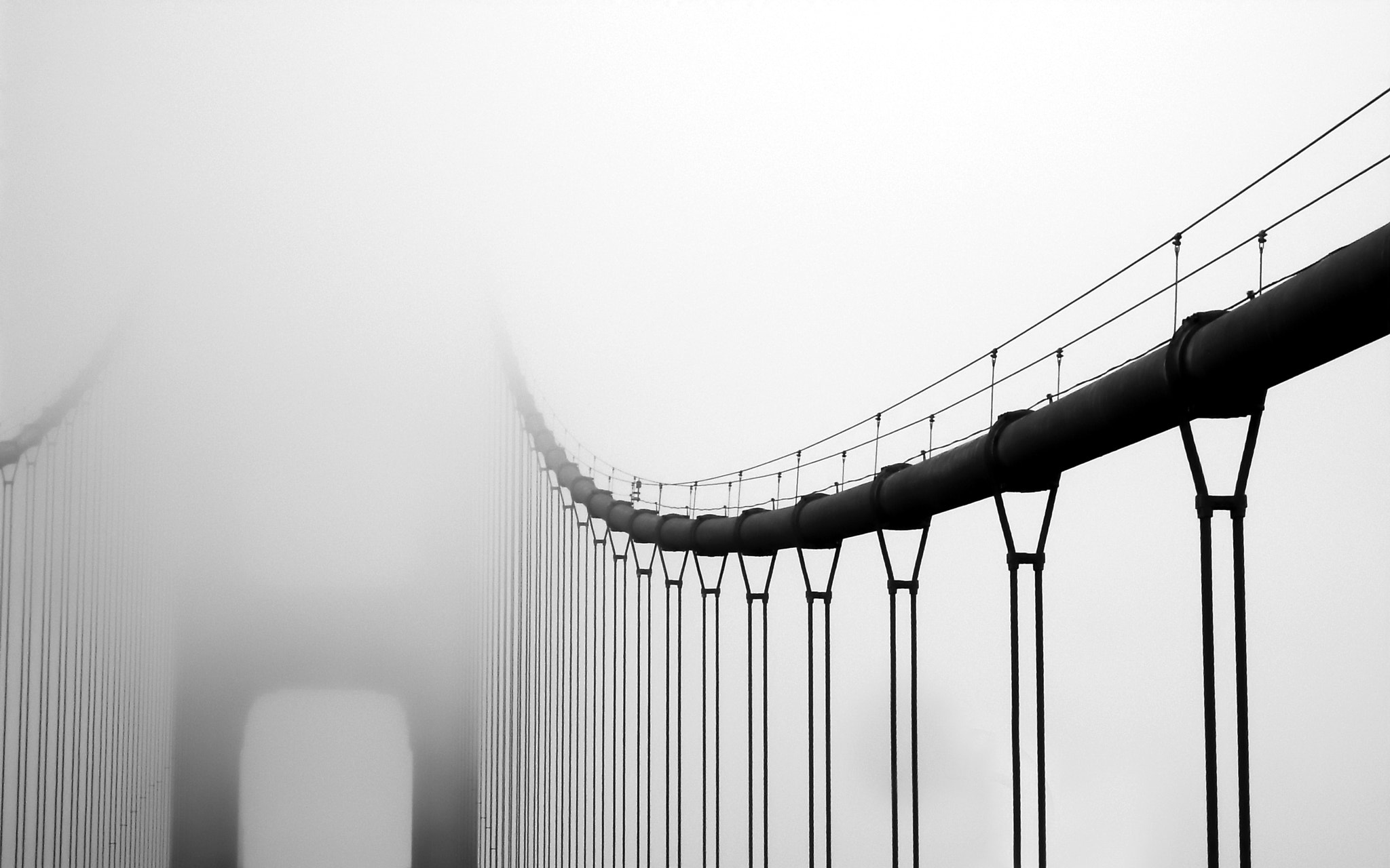 Photograph Vanishing Bridge by Matt Hanson on 500px