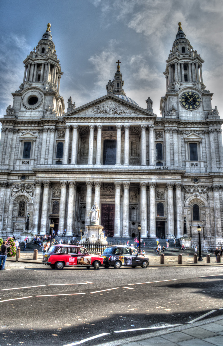 Photograph St Paul's by Daniel Orchard on 500px