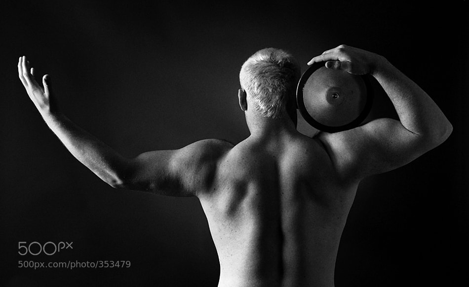 Photograph Discobolus II by Luka Gorjup on 500px