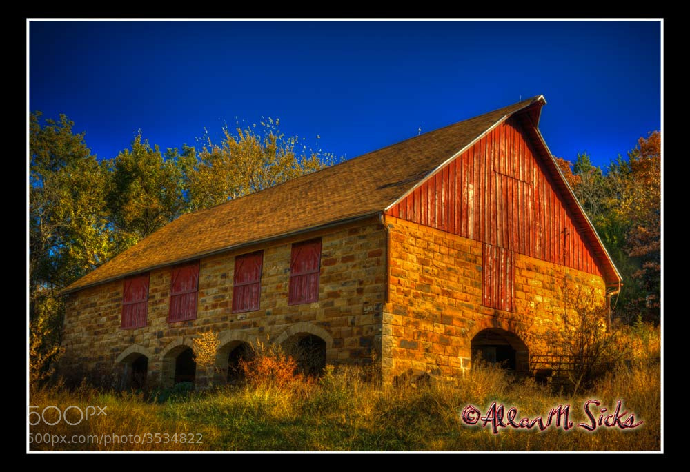 Photograph This Old Barn by Allan Sicks on 500px