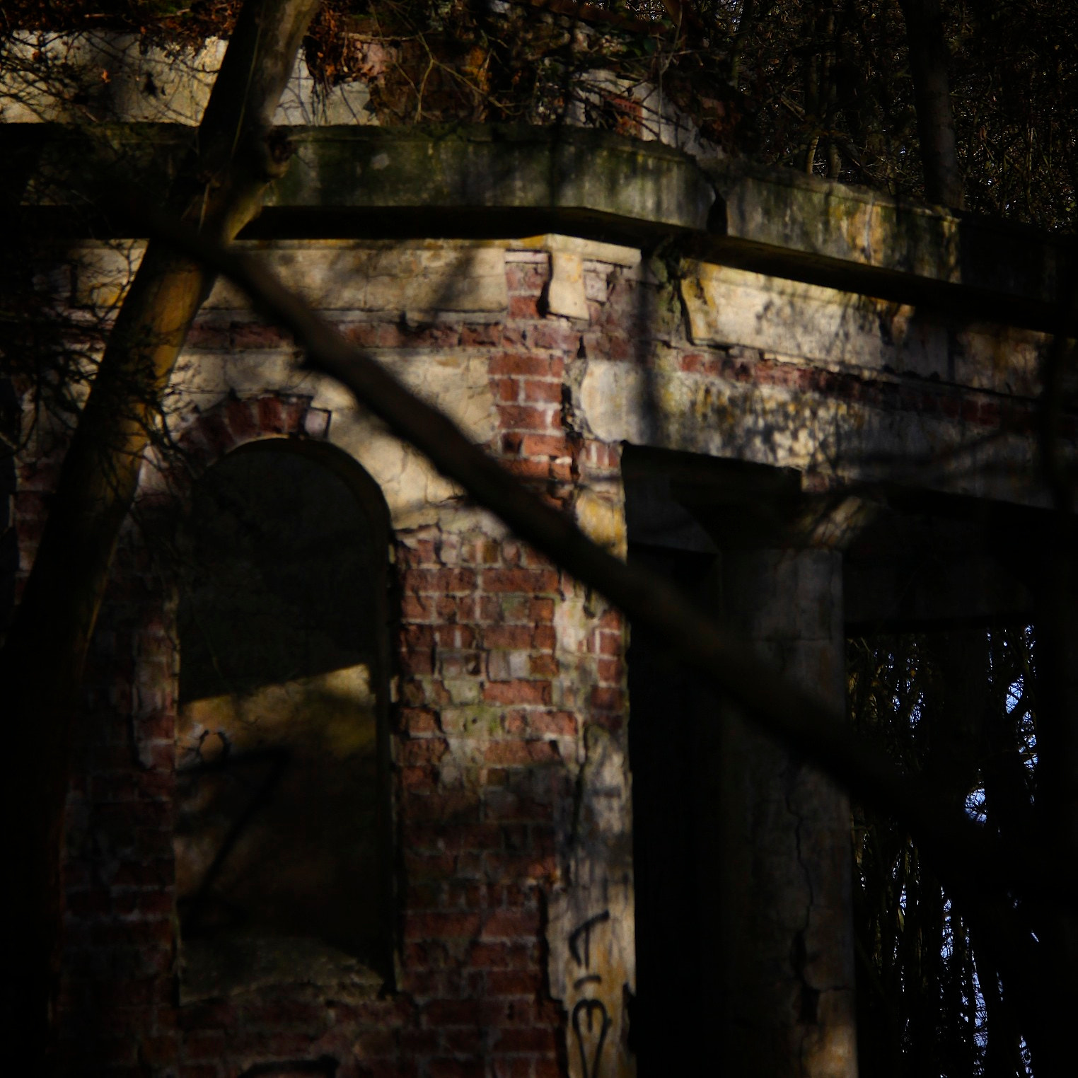 Photograph Derelict folly 2 by Rosalind Ray on 500px