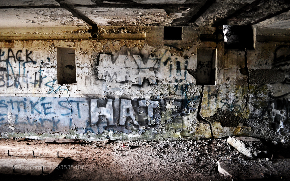 Photograph Wall of Hate by Matt Hanson on 500px