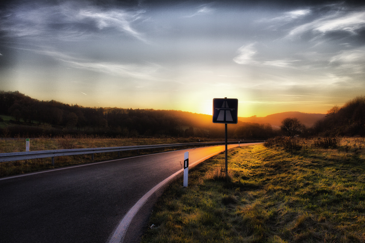 Photograph Feierabendverkehr by Marcel Quoos on 500px