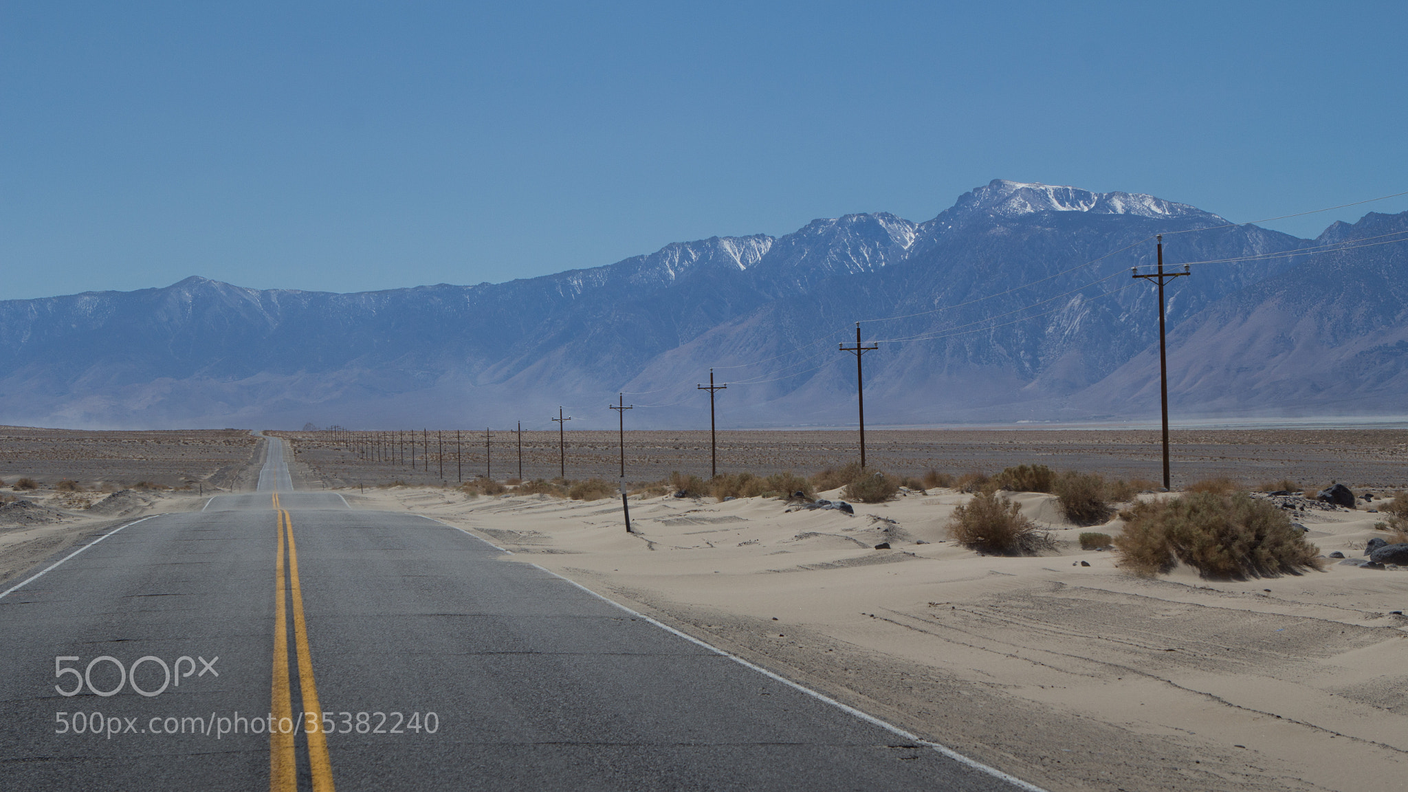 Photograph The long open road by Shannon Ley on 500px